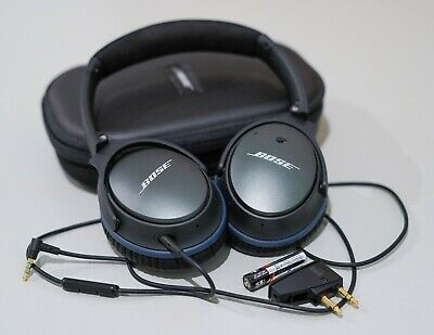 Bose QuietComfort 25 Acoustic Noise Cancelling Headphones (Android) - Black