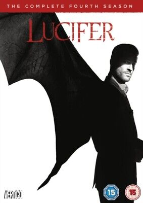 Lucifer: The Complete Fourth Season *NEW* DVD