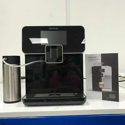 Cecotec Power Matic-ccino 8000 Touch Coffee Maker - USED WORKING RRP £441