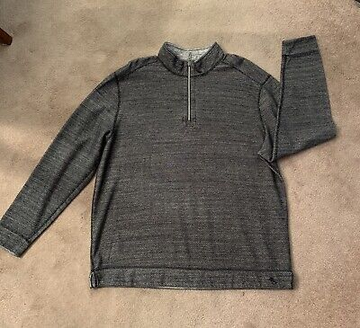 Tommy Bahama Mens Reversible Sweater XL