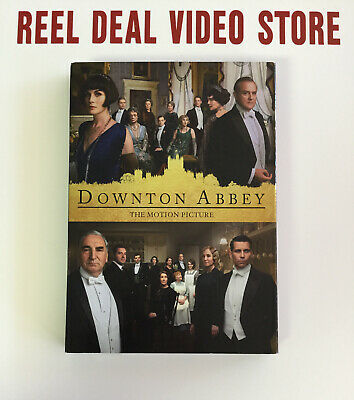 Downton Abbey The Movie DVD!!! Brand New Sealed!!!