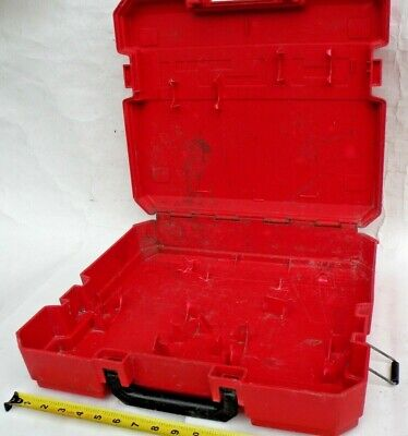 Hilti Empty Hard Case Used Excellent Free Shipping