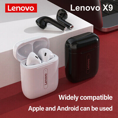 Lenovo X9 True Wireless Earbuds Bluetooth 5.0 Earphones Stereo for Android IOS