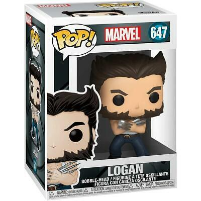FUNKO POP VINILE x-MEN 20TH ANNIVERSARIO LOGAN #647 ** PREORDINE **