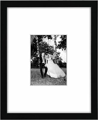 """Wall Mounted Multipack 11/"""" x 14/"""" Americanflat Picture Frame in White Wood"""