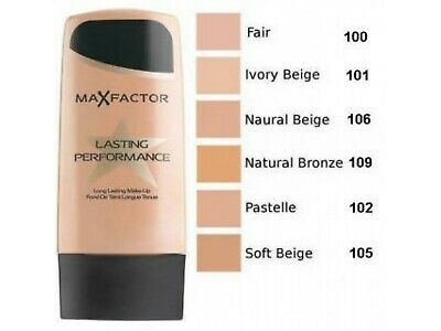 Natural Max Factor Lasting Performance Foundation 100 - 35 ml
