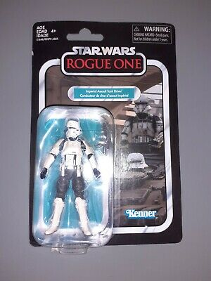 STAR WARS VINTAGE COLLECTION IMPERIAL ASSAULT TANK DRIVER MOC VC126
