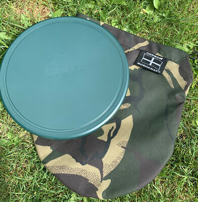 Wax Canvas Carry Bag For Your Pathfinder Skillet In Camouflage,bag Only For Sale