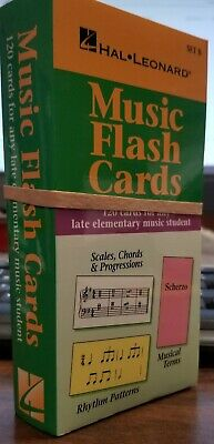 Set B Music Flash Cards Eng Hal Leonard Student Piano Library by Henry Green