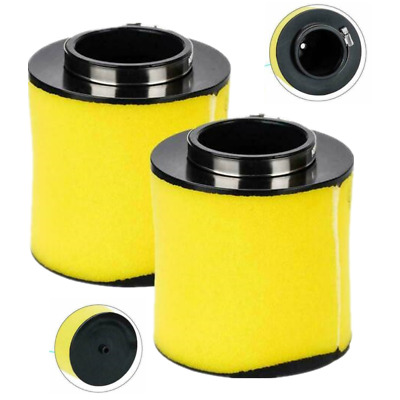 2PCS Air Filter Cleaner for Honda TRX250EX Sportrax 250 2X4 2001-2008