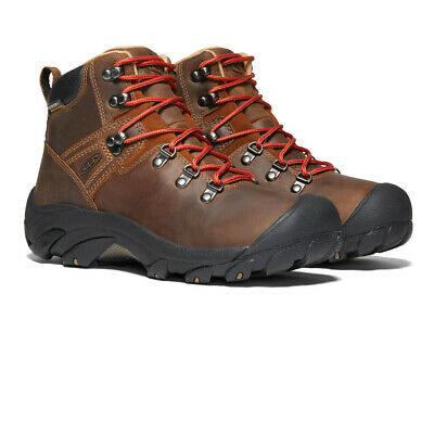Keen Womens Pyrenees Walking Boots Brown Sports Outdoors Breathable