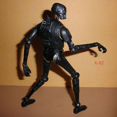 """Star Wars Authentic Black Series 6/"""" #24 Rogue One K-2SO Loose complet"""