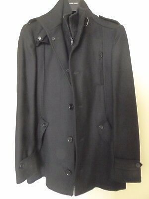 Manteau Caban laine Homme Marks and Spencer M&S Limited
