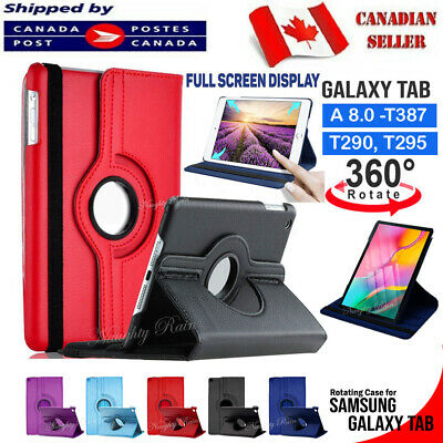 360 ° Stand Case Cover Samsung Galaxy Tab A 10.1 SM- T510 A 8.0 T387 T390 T395
