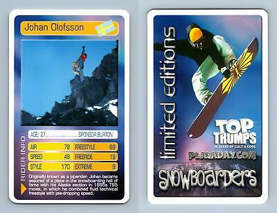 Little Britain 2005 Top Trumps Limited Editions Card Florence Rose