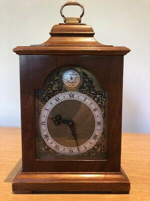 Quality English Bracket / Mantle Clock by Rotherham of Coventry