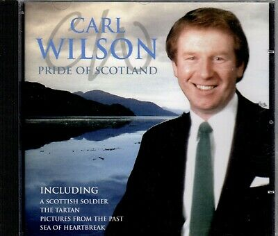 Carl Wilson Pride Of Scotland New Cd Scottish Irish And Country Style Songs 3 99 Picclick Uk