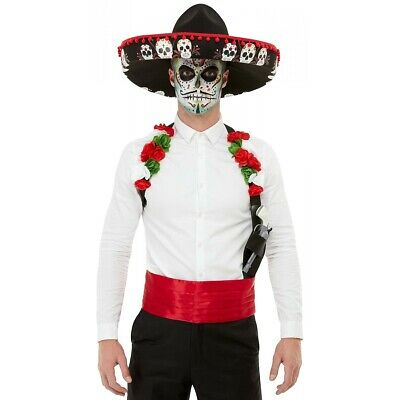 Day of the Dead Kit Costume Adult Halloween
