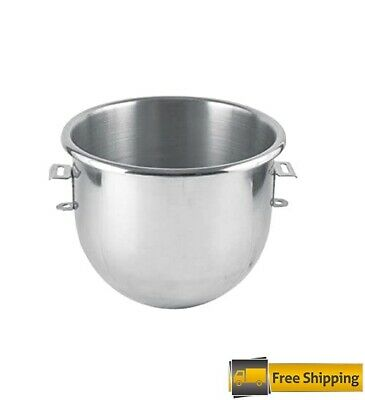NEW 20 QT Stainless Steel Mixing Bowl For Hobart A200 Classic Mixer SHIPS FREE