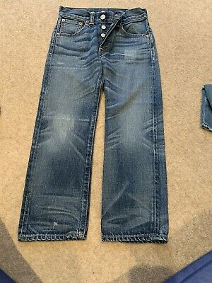 ralph lauren Boys Buttonfly opening boys jeans age5 in fantastic condition