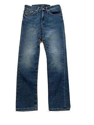 polo ralph lauren Boys jeans age 8 original brand the Sullivan slim