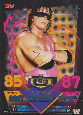Hall of Fame Karte 237 Slam Attax Reloaded 2020 Dusty Rhodes