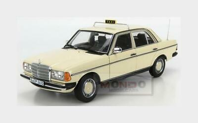 Mercedes Benz E-Class 200 (W123) Taxi 1980 Ivory NOREV 1:18 B66040670