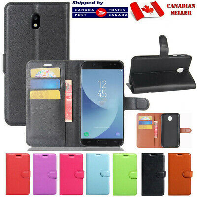Wallet Leather Case Cover For Samsung Galaxy A8 J3 2018 J1 J3 2016 Xcover 4 Case