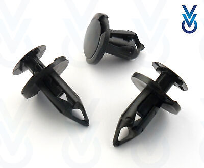10x VVO® Vauxhall Front Bumper Clips /& Trim Fasteners 90450482