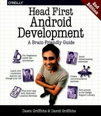 Head First Android Development, Paperback by Griffiths, Dawn; Griffiths, Davi...