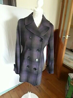 Ladies Austin Reed Wool Blend Tweed Look Blazer 14 Gloves Cap 11 90 Picclick Uk