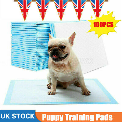 Puppy Pads Dog Pet Toilet House Training Wee Potty Pee Mats Cat Poo Pads 60*45