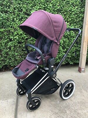 CYBEX Platinum Mosquito INSECT NET Lux Seat PRIAM MIOS New