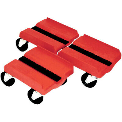 Super Caddy Dolly Super Sport Red | SCS-100RD