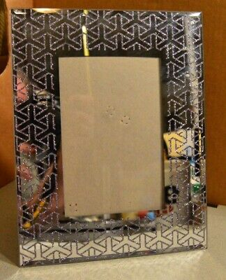 Cole Street Fine Crafted Frame 5x7 Picture Glitter Yellow Gold How Sweet To Love 18 00 Picclick