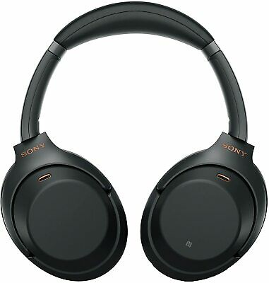 Sony Noise Cancelling Headphones WH1000XM3: Wireless Bluetooth Over the Ear Head