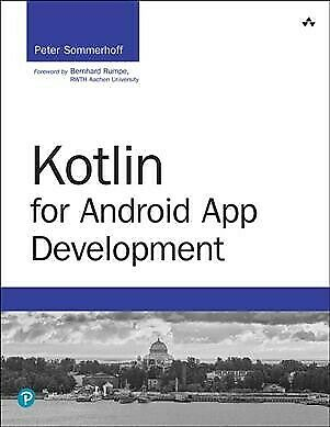 Kotlin for Android App Development, Paperback by Sommerhoff, Peter, Brand New...