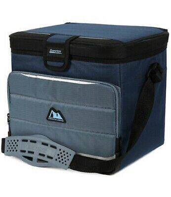 ARCTIC ZONE 24 Can Zipperless Coldlok Cooler Lid Removable Adjustable Portable