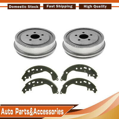 Rear Brake Drum Shoes And Spring Kit For Chevrolet Cavalier ...