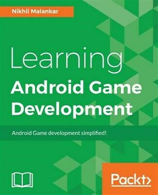 Learning Android Game Development, Brand New, Free shipping