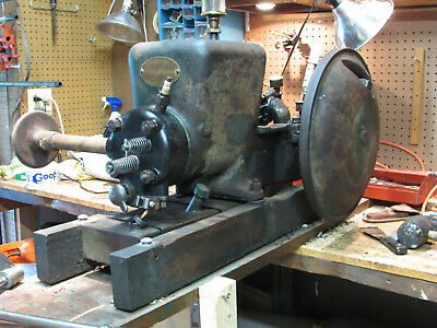 Antique Fairbanks Morse Model Z  Gas Engine 2 H.P.  Hit Miss engine