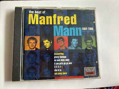 Manfred Mann Best 64-65 CD Value Guaranteed from eBay's biggest seller!
