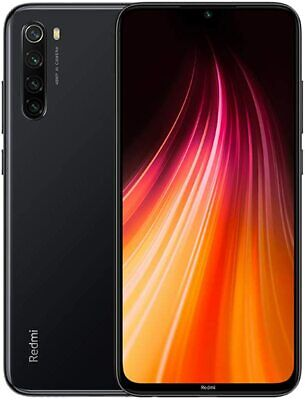 XIAOMI Redmi Note 8T 64+4GB Black Moonshadow NO BRAND Italy NUOVO AFFARE