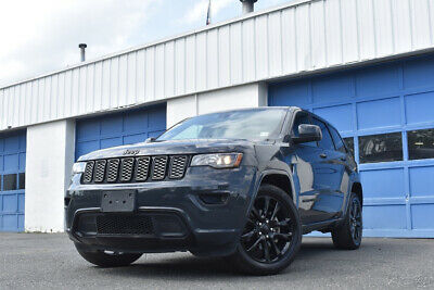 2018 Jeep Grand Cherokee Altitude 2018 Altitude Used 3.6L V6 24V Automatic 4X4 SUV
