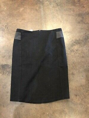 Brunello Cucinelli gray cotton  skirt 40 4