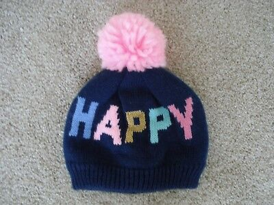 Carter's Baby Girl Warm Hat ,Size- 12-24 Months.