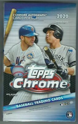 2020 Topps CHROME Baseball BASE & ROOKIES COMPLETE YOUR SET **YOU PICK**