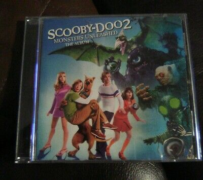 Scooby Doo 2 Monsters Unleashed Movie Soundtrack Cd New Cotton Candy Glob Card 15 95 Picclick