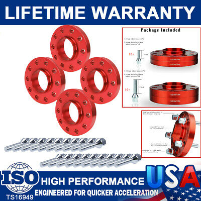 15mm /& 2 Hub Centric Wheel Spacers Staggered Kit 5x120 20mm W// Bolts For BMW 2