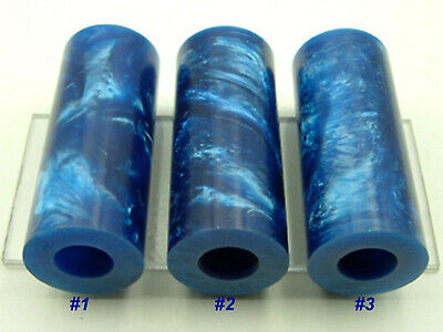 """Duck Call Wood Blanks 1-3//8/"""" diameter with 5//8/"""" center hole #602"""